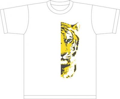 tiger-T-shirt